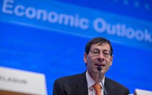 Maurice Obstfeld - Economista Jefe del FMI
